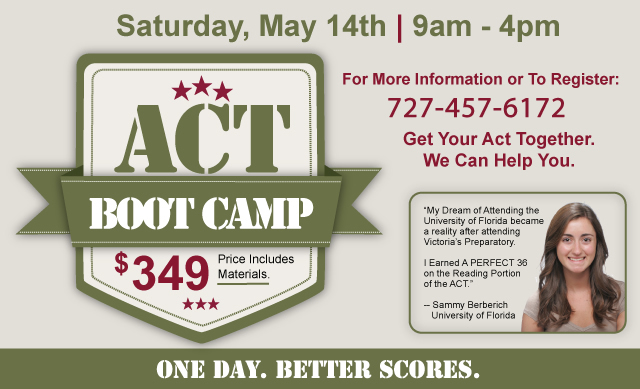 One day boot camp on May 14th, 2016